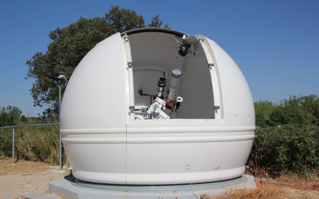CESAR ESAC Solar Observatory preparation for remote observations