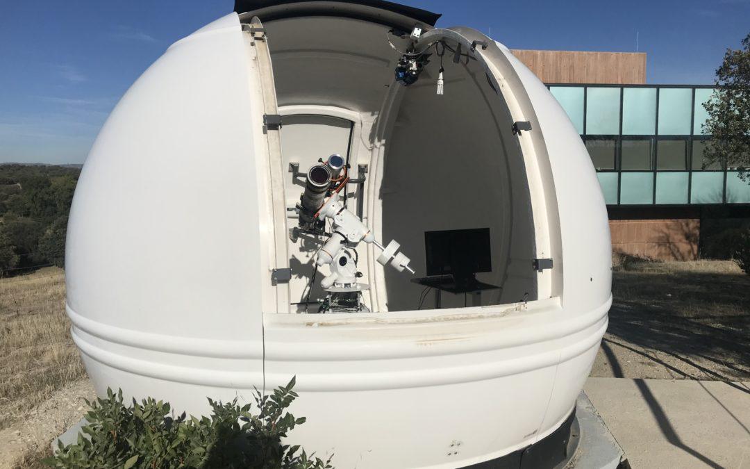 CESAR Solar Observatory Robotization Upgrades