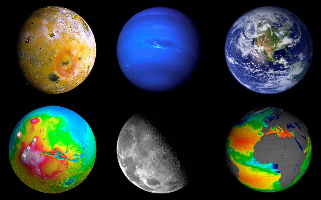 Proyector Planetario 360º