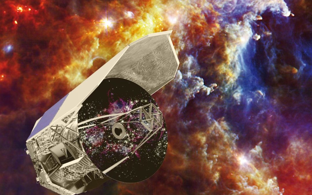 Herschel Space Observatory Virtual Reality App