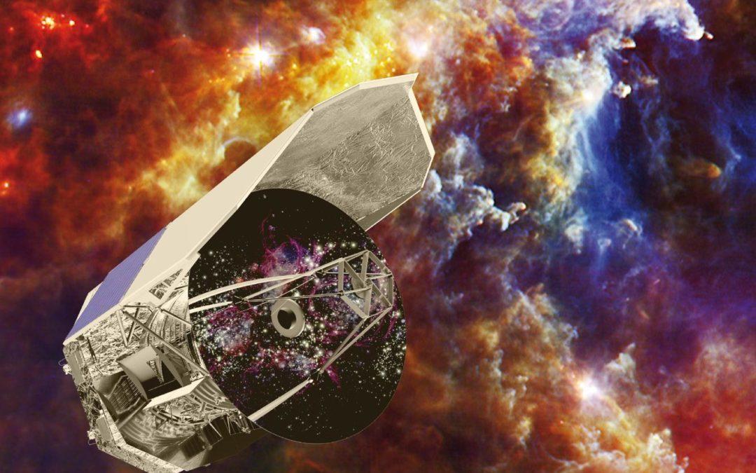 Herschel Space Observatory Virtual Reality App