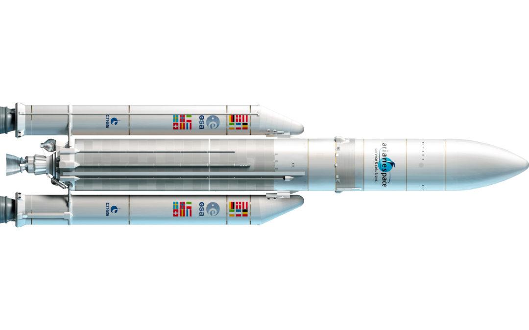 Demostrador del Cohete Ariane 5