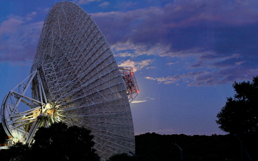 NASA's Madrid Deep Space Communications Complex full software and website development