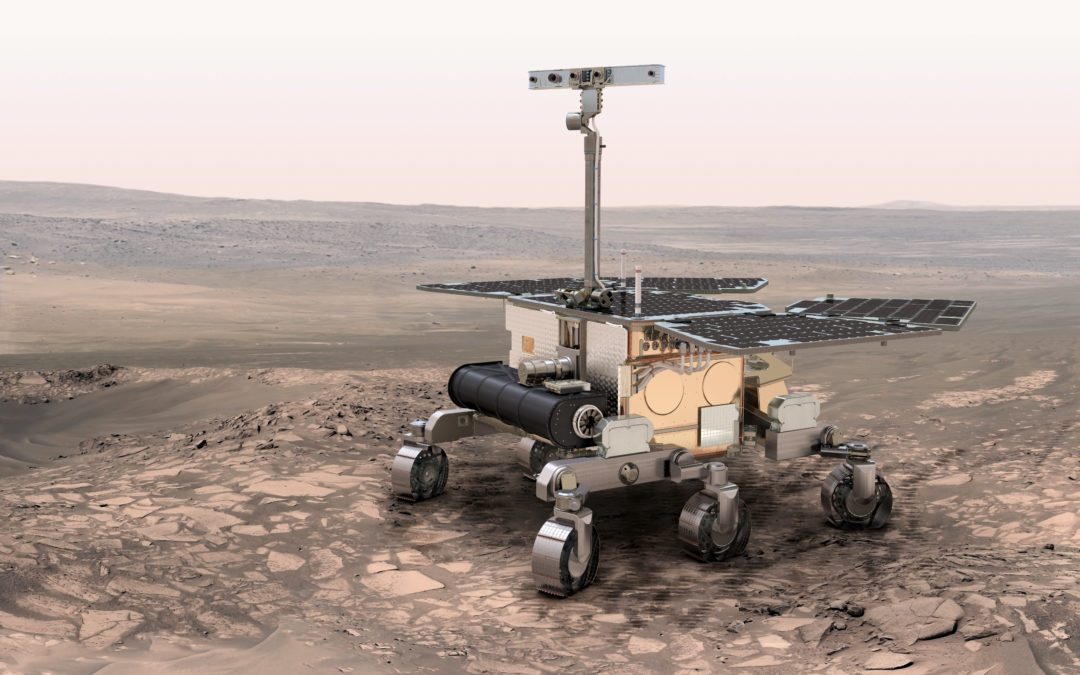 ExoMars' RLS Database