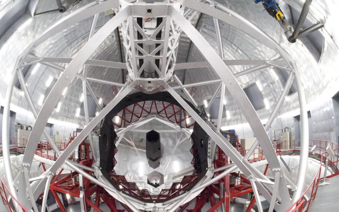 Instalación Robótica de Seguridad para el Observatorio