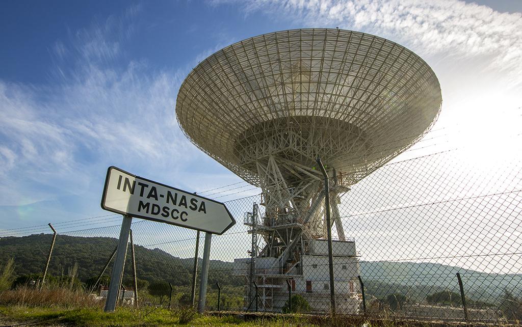 Solicitud de observaciones radioastronómicas en MDSCC