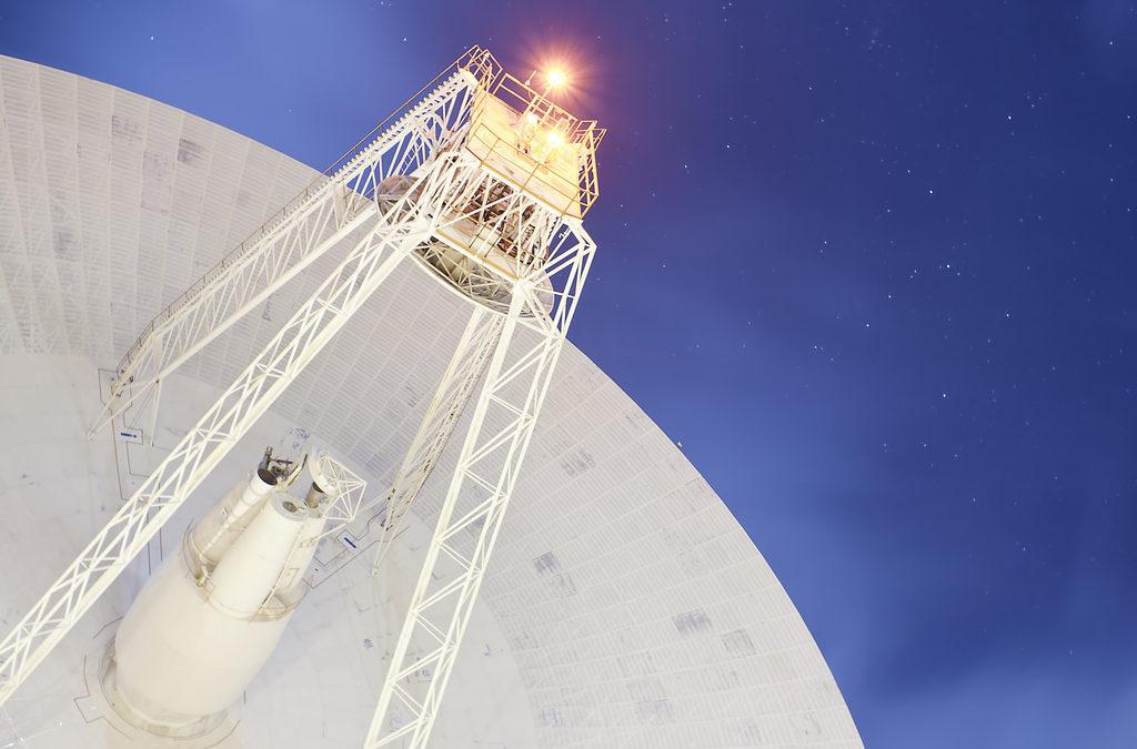 Nuevawebde radioastronomía para el MDSCC de la NASA