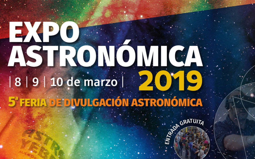 SpaceRobotics at ExpoAstronómica 2019