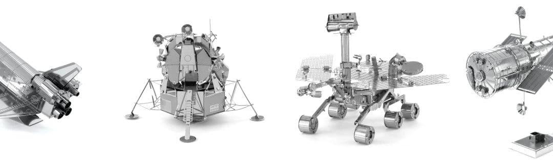 Nueva tienda espacial online