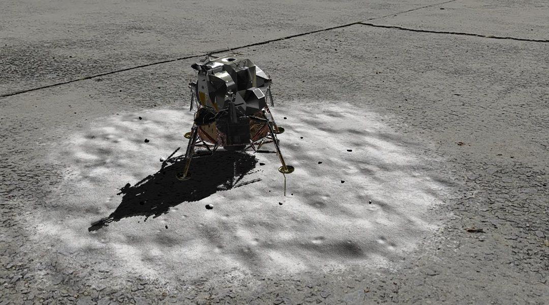 App de Realidad Aumentada para el Museo Lunar