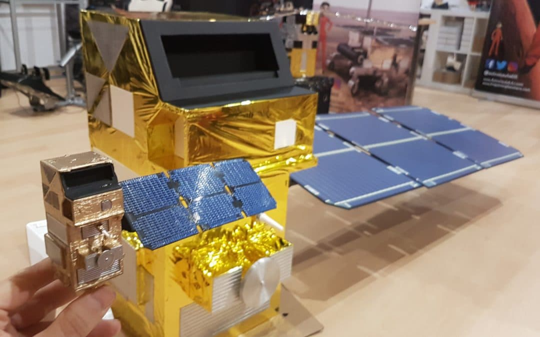 Sentinel 2 – Scaled Model for Museum