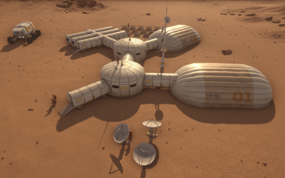 Starship and future on Mars update in Mission Mars VR experience