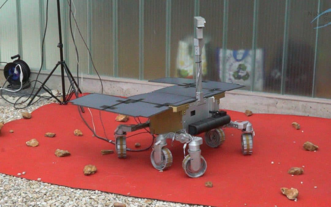 Robotic Rosalind Franklin v3 – COVID online demostrator